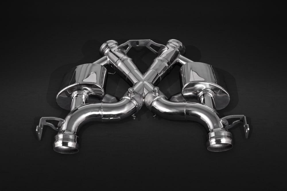 Abgasanlage & Downpipes