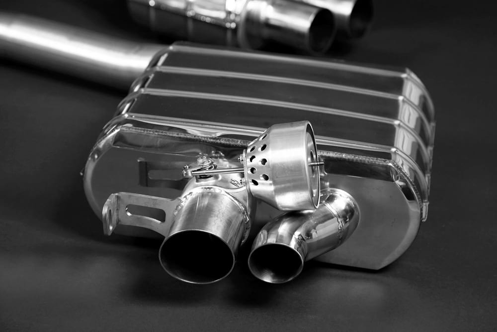 Abgasanlage & MSD-Ersatz